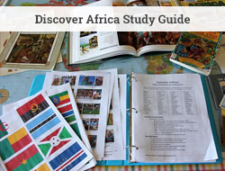 Africa curriculum for homeschool