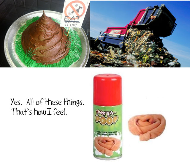 crap-cakes-garbage-poo-can